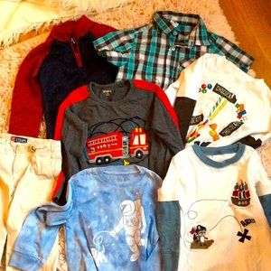 Chap, Gymboree and lot brands, great condition